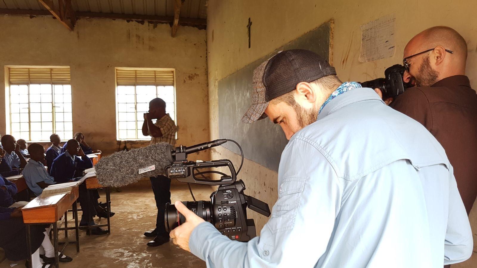 Filming Short Films