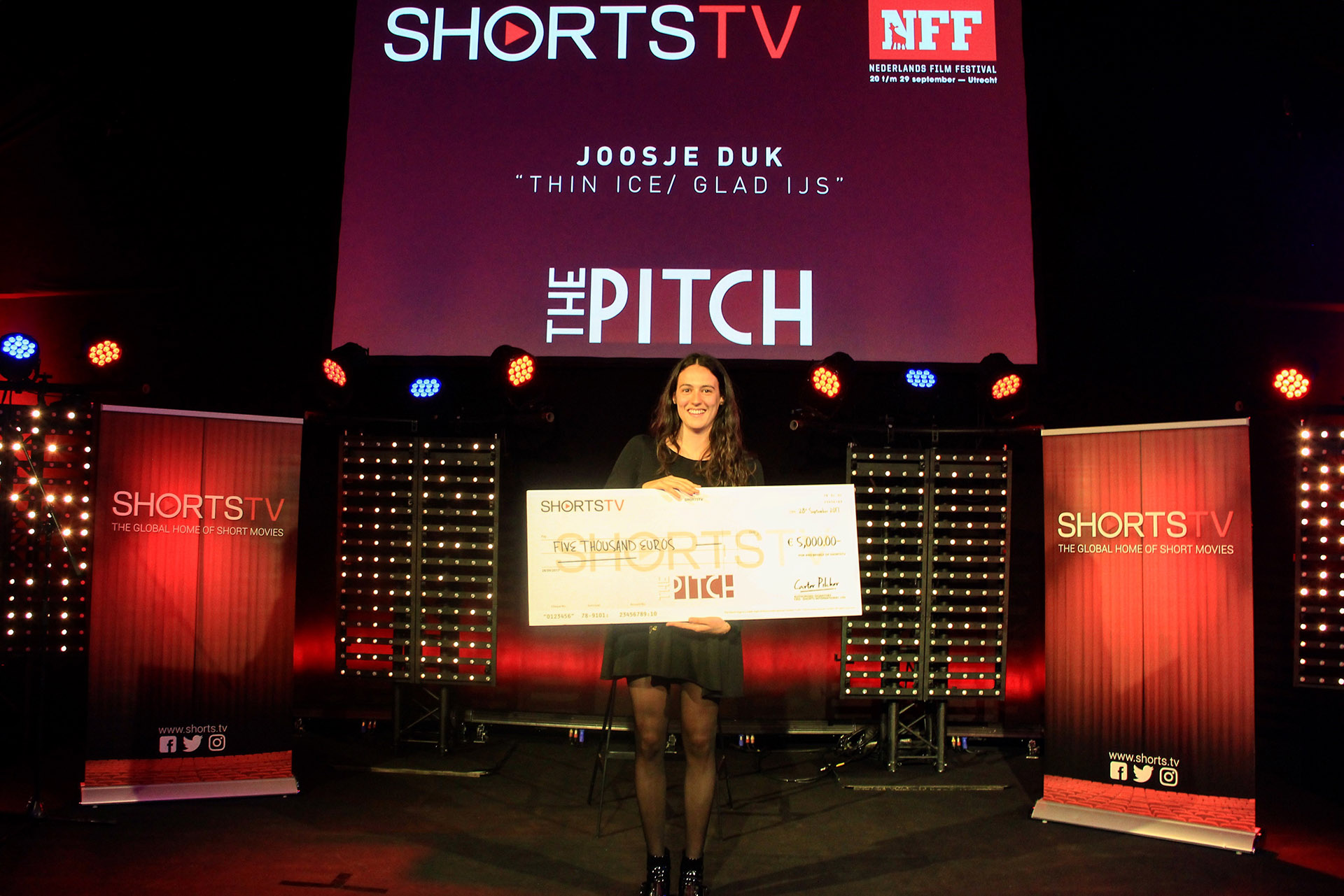 The Pitch - Netherlands Film Festival 2017
