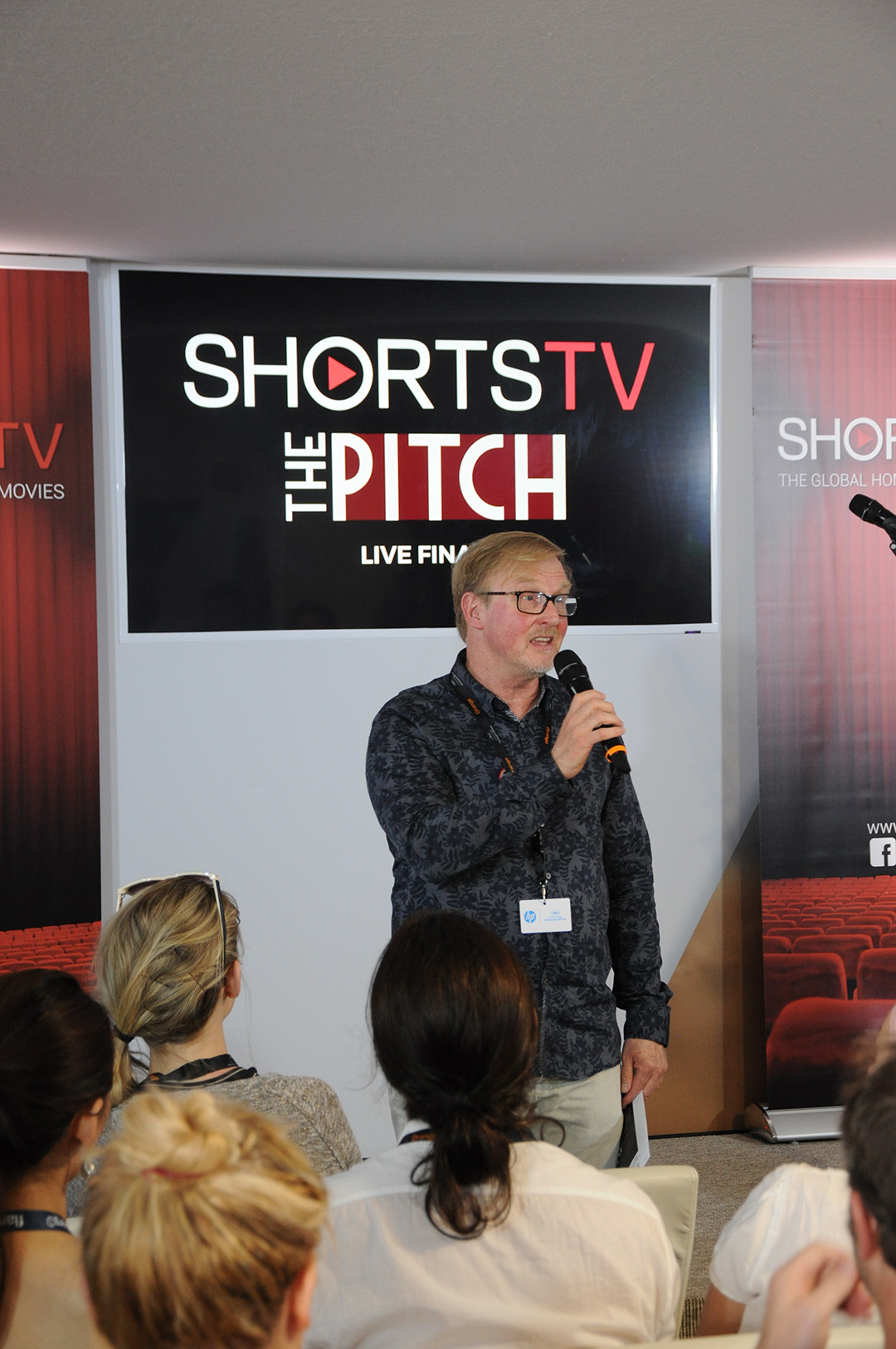 ShortsTV CEO, Carter Pilcher